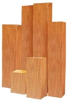Glocon Brown Honeycomb Pad Size Dimension 6x2 Feet Rs