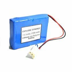 3700 mAH Lithium Polymer Battery