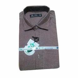 Men Formal Cotton Shirt