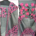 Unstitch Party Wear Suit