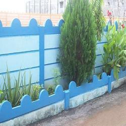 Farm House Compound Wall in Pune