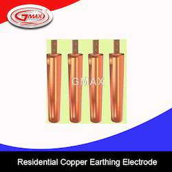 Residential Copper Earthing Electrode