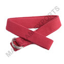 Makaram Exports Plain Yoga Cotton Belt, Size: 3.80cmx 8 Feet