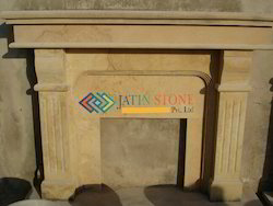Stone Fire Place