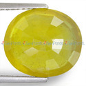 6.63 Carats Thailand Yellow Sapphire