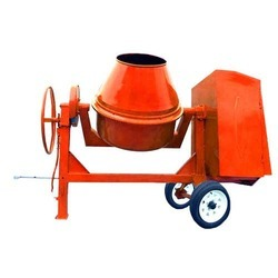 Mini Concrete Mixer ( Electrically Operated)