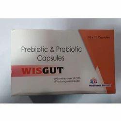 Prebiotic And Probiotic Capsules