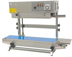 Continues Vertical Band Sealing Machine