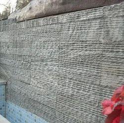 Baislana Black Ripple Mosaic Tiles