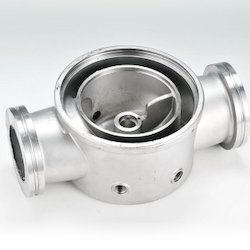 High Pressure SS Pump Investment Casting