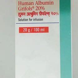 Albumin 20% 20g/100ml
