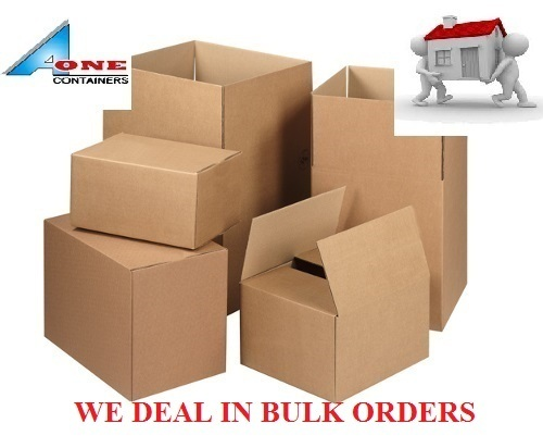 Plain Paperboard Movers