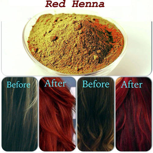 Red Henna Hair Dye at Rs 100 /pack | हिना डाई - S2 ...