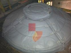 Blast Furnace Insulation Covers
