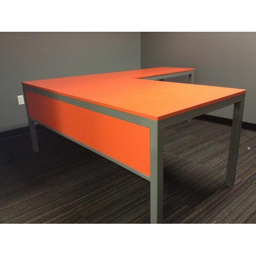 Steel Powder Coated Table