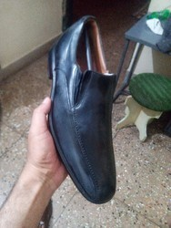 Leather Shoes Clark