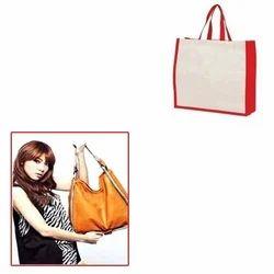 Plain Cotton Bags for Girls