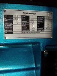 Three phase Kirlosker silent diesel genrator