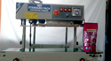 Vertical Conveyor Sealing Machine For Sealing Upto 10 Kgs