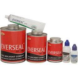 PVC Pipe Sealing Adhesive