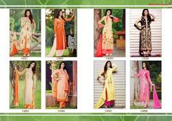 Designer Georgette Ladies Suit
