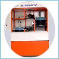 Ball Washing Machines
