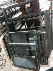 Black Aluminum Windows