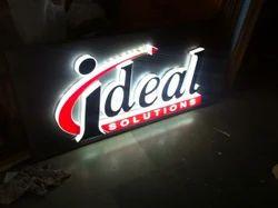 Acrylic Advertising Sign Board