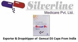 Gemcal D3 Caps