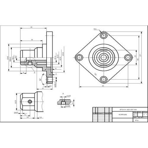 Engineering Drafting Service In Chennai Id 13285569188