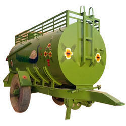 Tractor Water Tanker - Water Tanker Latest Price