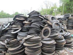 Radial Car Tyre Scrap