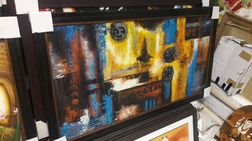 abstract painting - Wholesale Art And Frames