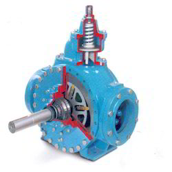 Refined Fuels Sliding Vane Pumps