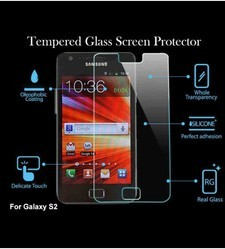 Glass Screen Protector for Samsung S2