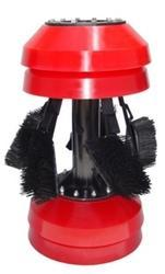 Unidirectional Four Cup Spring Loaded Brush Pig
