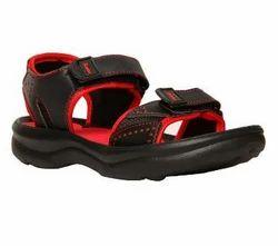 Bata Boys Black Sandals