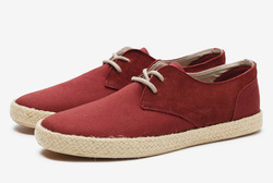 Male Formal Suede Espadrille Shoes For Men And Women