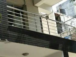 Balcony Railing in Noida, बालकनी रेलिंग, नोएडा, Uttar ...