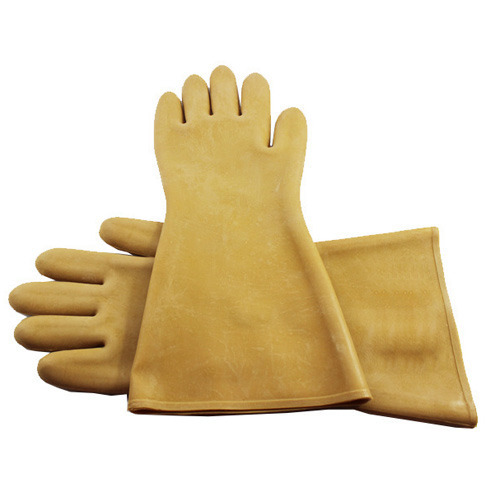 Shock Proof Gloves For Electrical Industry Shock Proof