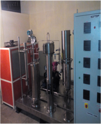 Supercritical Fluid Extraction Plant ( SCFE)