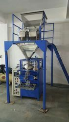 Automatic Weighmetric Packaging FFS Filler Machine