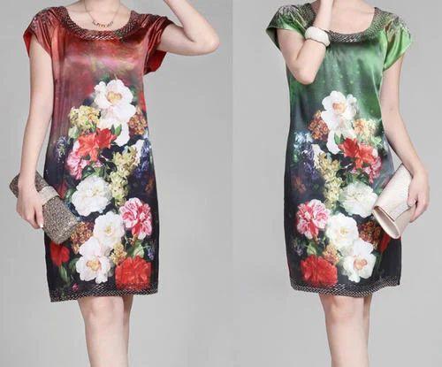 Dress Digital Printing Service, Digital Dress Printing - JMD