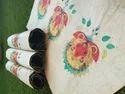 Mnd Designs Multicolor Silk Table Mats