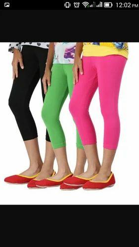 d055721594ed55 Capri Leggings & V- Cut Leggings Manufacturer from Nagpur
