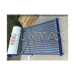 ETC Model Solar Water Heater