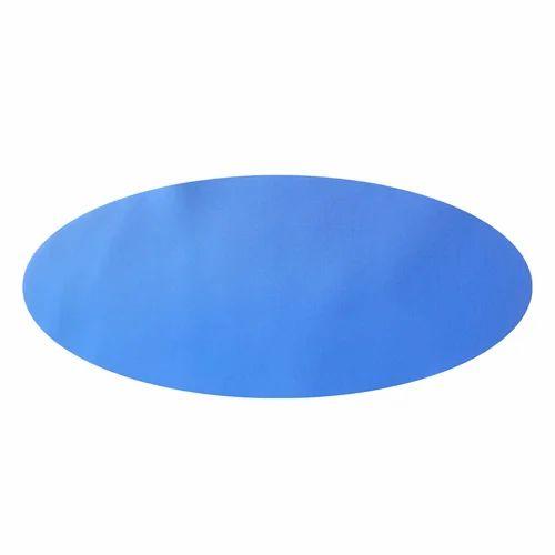 Oval Shape Yoga Mat, योगा करने के लिए चटाई, योगा मैट