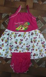 New born baby Hosiery Dress