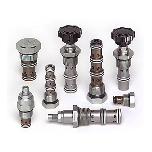 Hydraulic Cartridge Valve, Hydraulic Cartridge Valve, कार्ट्रिज वाल्व in  Kathwada, Ahmedabad , Hydrofit | ID: 2076655612