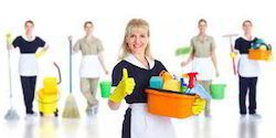 24 Hrs Industrial House Keeping Services
